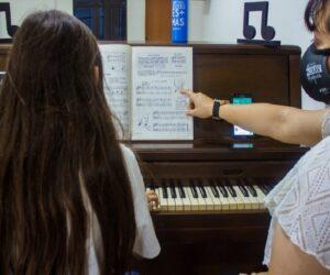 Academia de Música – Curso de Piano